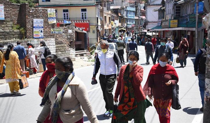 Himachal के नौ जिलों में एक घंटा बढ़ा Curfew ढील का समय, तीन जिलों में फैसला नहीं