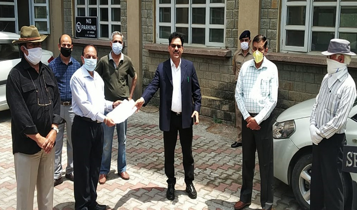 Live: कोविड-19 संकट के बीच Dharamshala में विरोध की चिंगारी, कारण डेडिकेटेड कोविड हॉस्पिटल