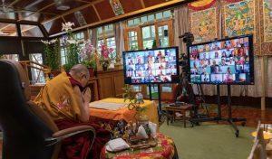 दलाई लामा की दो दिवसीय लाइव टीचिंग