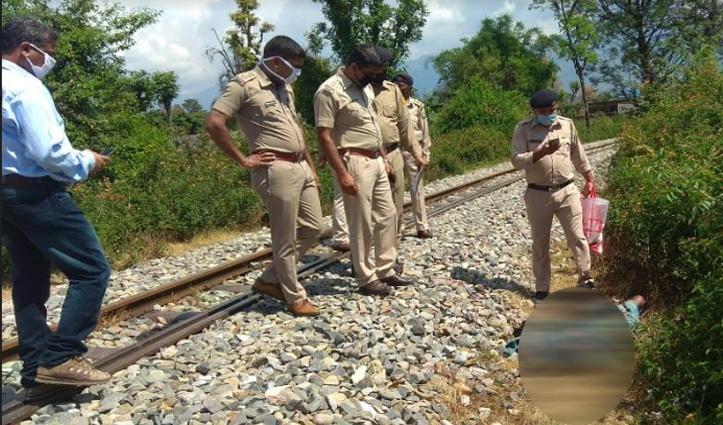 Breaking: नगरोटा बगवां मेंRailway Track के पास मिला अधजला शव, नहीं हो पाई पहचान
