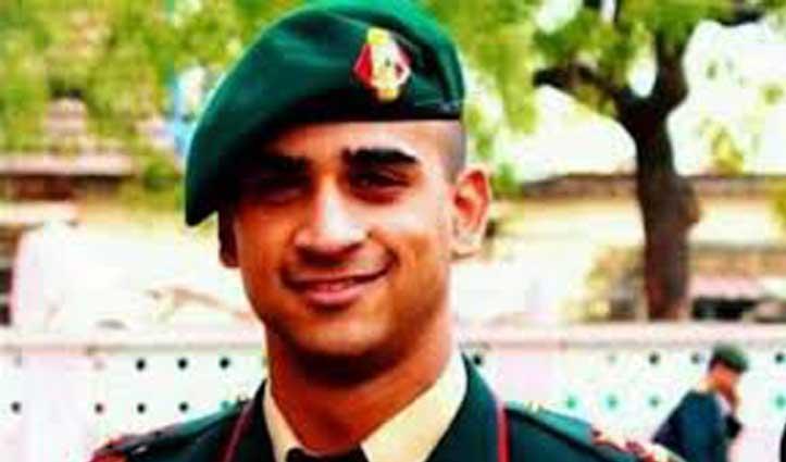 J&K के हंदवाड़ा में शहीद हुए मेजर अनुज सूद का देहरा से था नाता, योल में ससुराल
