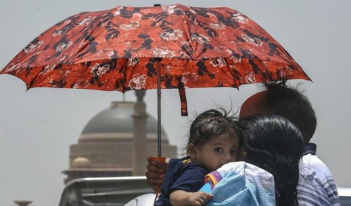 Delhi-NCR में अभी पांच दिन गर्मी से राहत नहीं, मौसम विभाग ने जारी किया Orange Alert