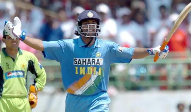 पाक के खिलाफ Dhoni की 148 रन की पारी पर बोले कैफ- किसी को ऐसी बल्लेबाज़ी करते नहीं देखा था