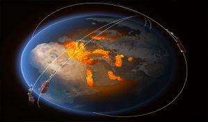 कमज़ोर पड़ रहा है पृथ्वी का चुंबकीय क्षेत्र, प्रभावित हो रहे हैं Satellite: वैज्ञानिक