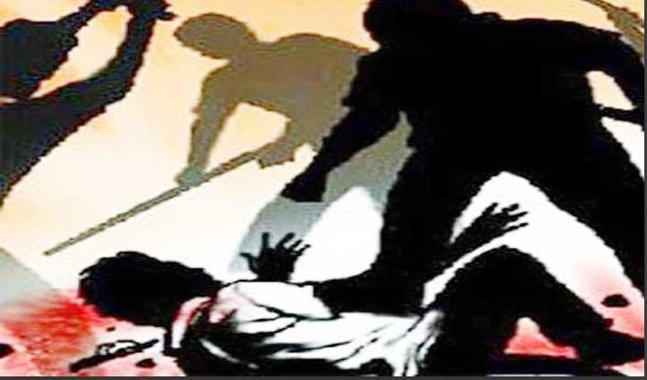 Una में मां-बेटे ने एक व्यक्ति की बहसबाजी के बाद कर दी पिटाई, मामला दर्ज