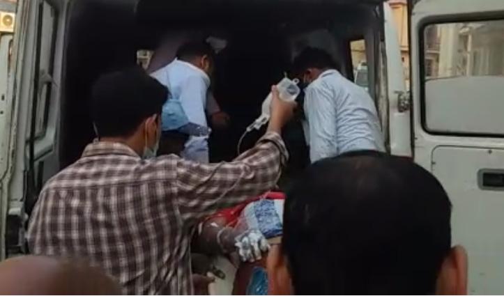 Ghumarwin में दूसरी मंजिल पर पेंट कर रहे युवक को लगा करंट, हुआ गंभीर रूप से घायल