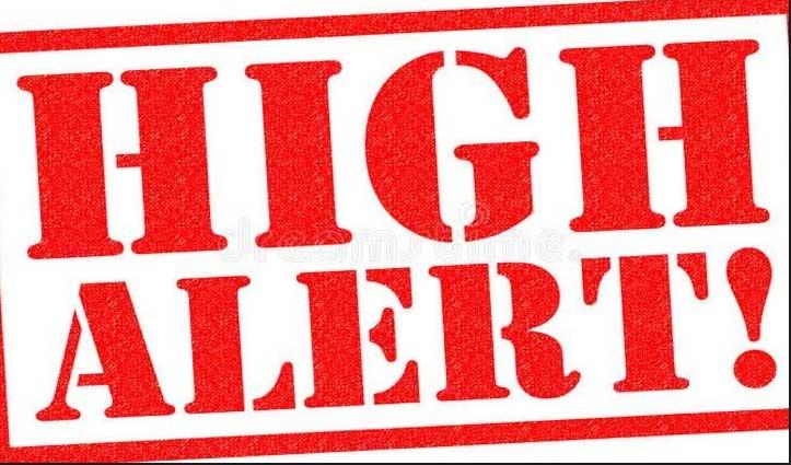बड़ी खबरः हिमाचल में अलर्ट- कांगड़ा, ऊना, बिलासपुर और सोलन जिलों में High Alert- जानिए क्यों
