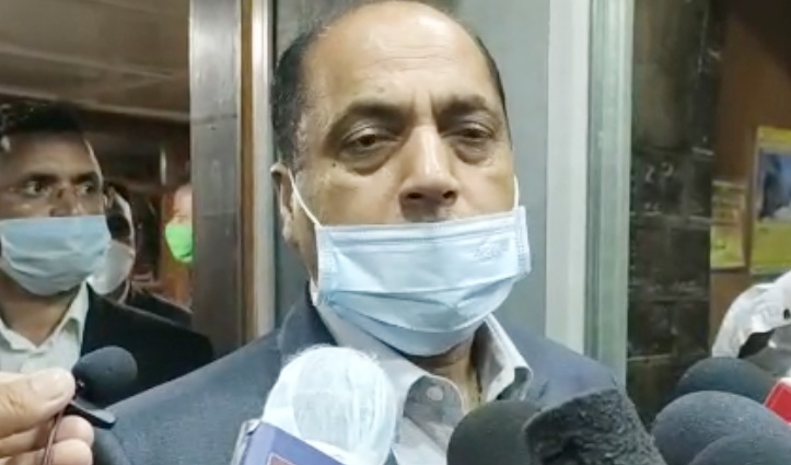 BJP प्रदेश अध्यक्ष डॉ. राजीव बिंदल के इस्तीफे पर क्या बोले जयराम-जानिए