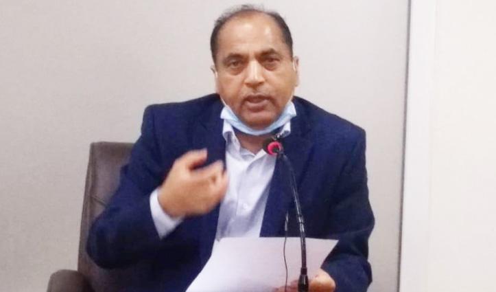 सैनिटाइजर मामले में होगी FIR, पब्लिक ट्रांसपोर्ट को लेकर क्या बोले Jai Ram- जानिए