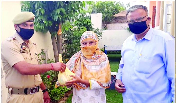 ऑपरेशन We Care: जम्मू पुलिस ने दिखाई दरियादिली; मैक्लोडगंज से मंगाई कैंसर पीड़िता की दवा