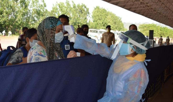 मुंबई से Kangra लौटे 28 लोगों को फ्लू के लक्षण, पालमपुर अस्पताल में लिए Sample