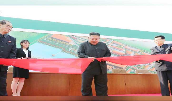 मौत की अफवाहों के बीच सामने आए North Korea के तानाशाह किम जोंग