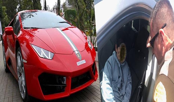 खुद SUV चलाकर Lamborghini खरीदने जा रहा था 5 वर्षीय बच्चा; हाईवे पर पकड़ा गया