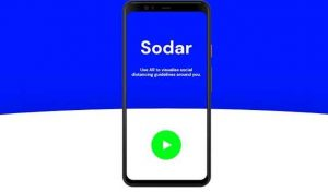 Sodar: गूगल लाया 'Social Distancing App', यूजर्स को मिलेगी दो मीटर की दूरी की जानकारी