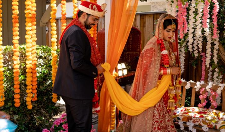 Palampur में होनी थी शादी, कोरोना संकट के चलते America में लेने पड़े फेरे