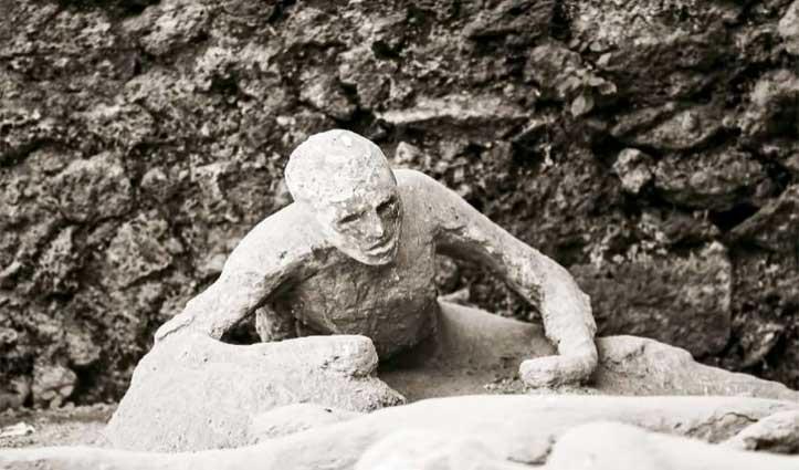 ऐसा शहर जहां इंसान से लेकर जानवर तक सभी बन गए पत्थर, जानिए क्या थी वजह
