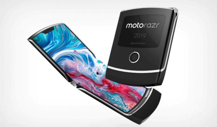 Motorola Razr 2019 की सेल आज से शुरू, यहां मिलेगा 10 हजार का कैशबैक