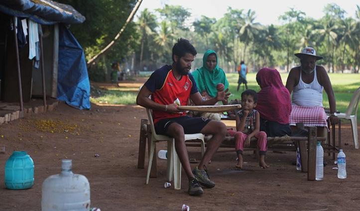 Tent में रहने को मजबूर है यह क्रिकेटर; कहा- Coronavirus ने सब बर्बाद कर दिया है