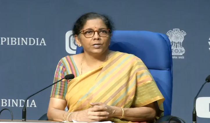 वित्तमंत्री #Nirmala_Sitharaman दुनिया की 100 सबसे शक्तिशाली महिलाओं में शामिल