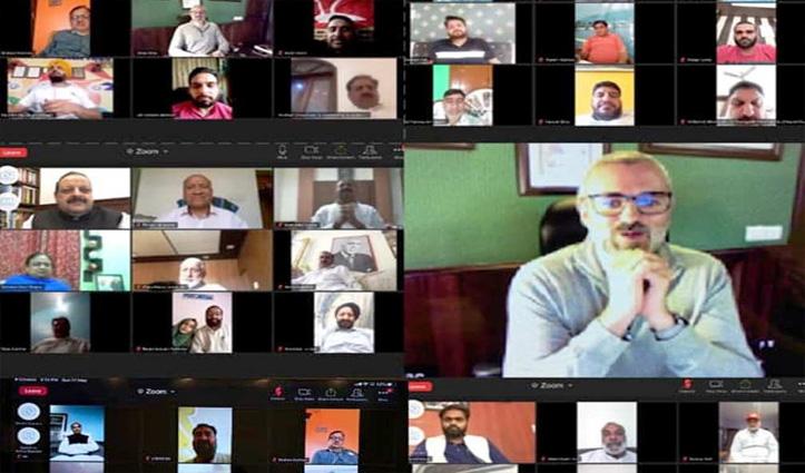 J&K: उमर अब्दुल्ला ने बढ़ाया घाटी का सियासी पारा; कार्यकर्ताओं संग Conference कर सक्रीय होने को कहा