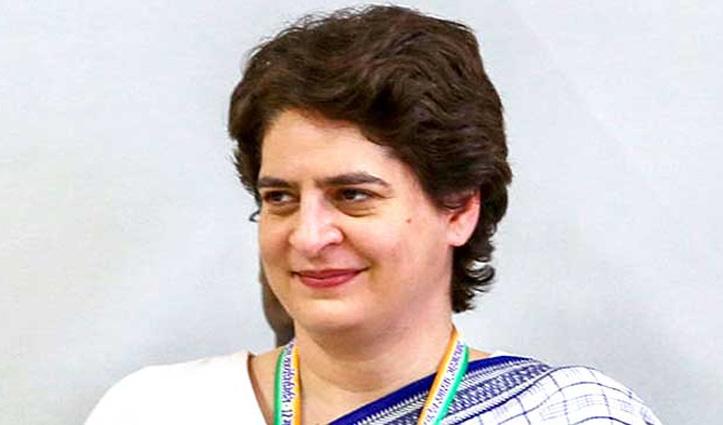 प्रियंका ने कसा PM मोदी पर तंज- सिर्फ भगवान बुद्ध की वाणी दोहराना काफी नहीं है, अमल भी करें