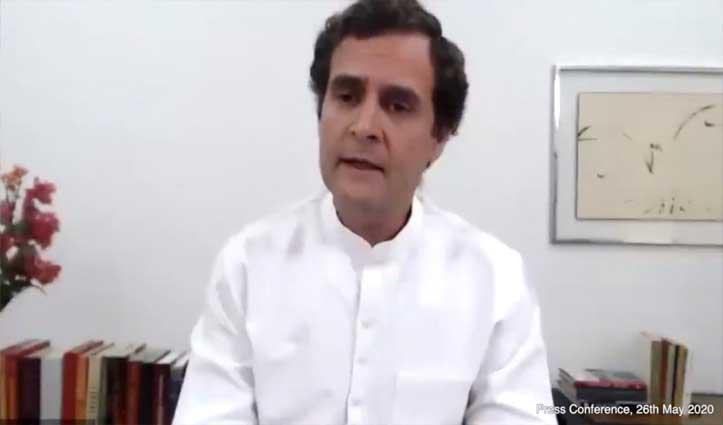 Rahul Gandhi का तंज – 'विफल लॉकडाउन' के बाद क्या है पीएम मोदी का Plan B
