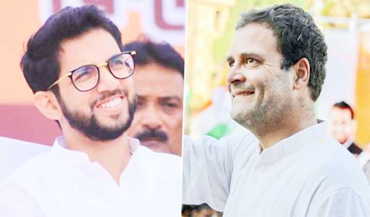 कल राहुल बोले थे- महाराष्ट्र में Congress डिसिजन मेकर की भूमिका में नहीं है, आज आदित्य को फोन कर दी सफाई
