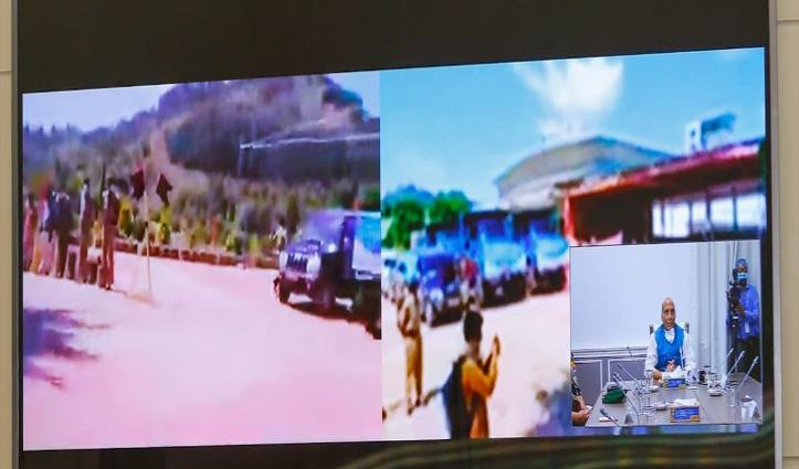 कैलाश मानसरोवर यात्रा होगी आसान: रक्षा मंत्री ने किया 80 Km लंबे धारचूला-लिपूलेख मार्ग का उद्घाटन