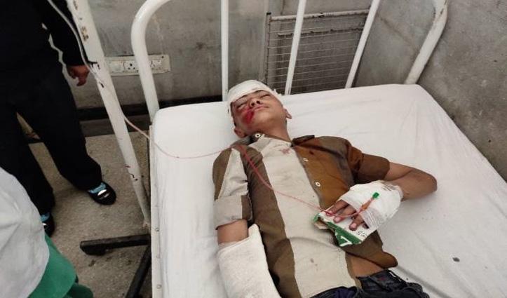 Rampur: अस्पताल में इलाज करवाने आया बच्चा दूसरी मंजिल से गिरा, IGMC रेफर