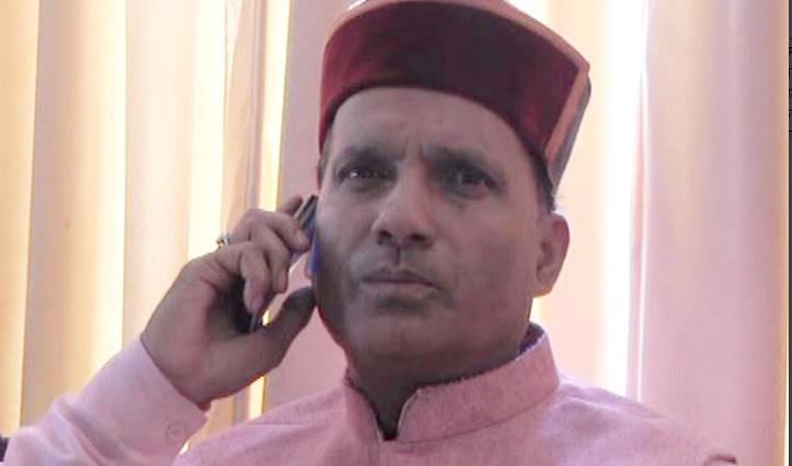 रामस्वरूप बोले- जिनका परिवार जमानत पर, वो मांग रहे CM से इस्तीफा