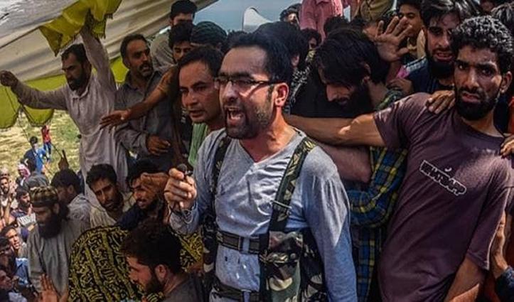 बड़ी कामयाबी: Encounter में मारा गया हिज्बुल कमांडर रियाज नाइकू, अभी तक 6 आतंकी ढेर