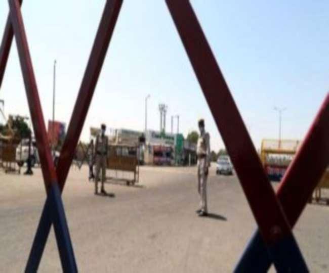 Corona का असरः Mandi में 4 क्षेत्र कंटेनमेंट जोन घोषित, नेरचौक-जाहू हाईवे भी किया बंद