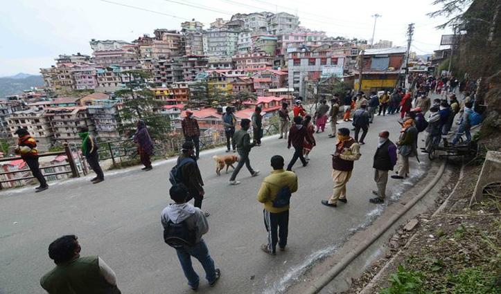 ठेके खुलेंगे पर बंद रहेंगे आहते और बार, Shimla जिला में आज से क्या रहेगी व्यवस्था-जानिए