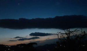बादलों के बीच शिमला