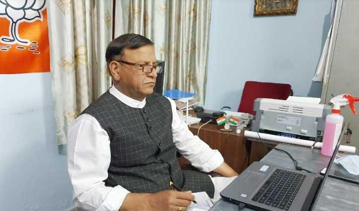 Bindal बोले- 20 लाख करोड़ रुपए के आर्थिक पैकेज पर खामोश क्यों Congress