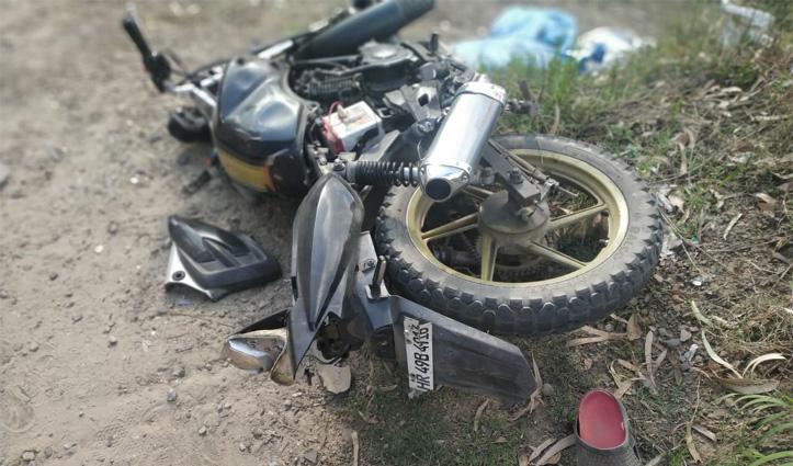 सोलन में बाइक हादसे में युवक की मौत, रोहड़ू में महिला की गई जान