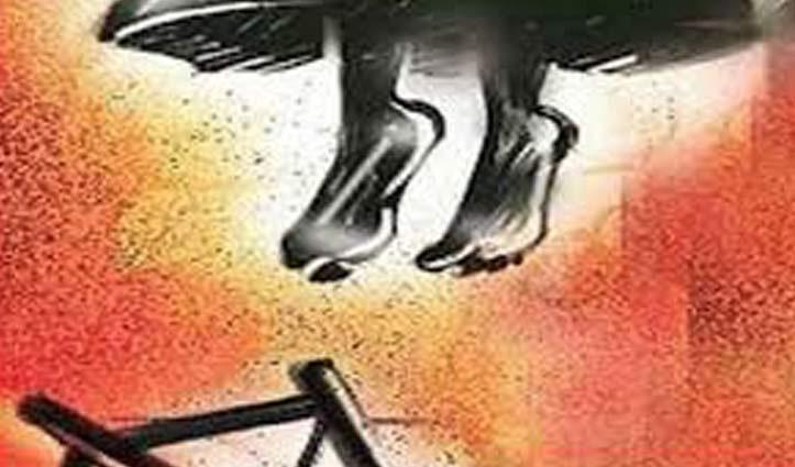 Bilaspur में महिला ने कमरे में दुपट्टे से फंदा लगाकर दे दी जान