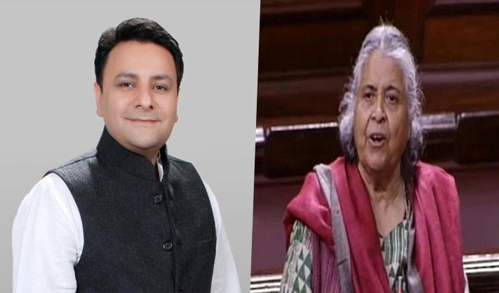 दिल्ली से वापसी मारने वाले कांग्रेसियों में Viplove ने Ram Swaroop को दे मारा जवाब ,Sudhir भक्त पहुंचा थाने