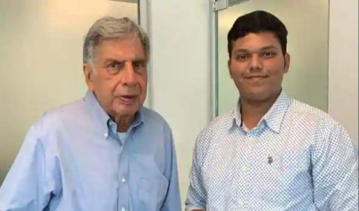 Ratan Tata ने 18 साल के युवा से मिलाया हाथ, कंपनी में खरीदी 50 फीसदी हिस्सेदारी