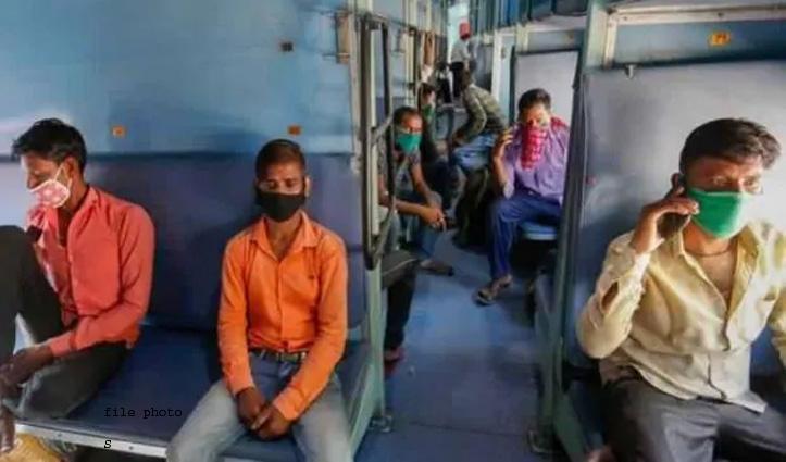 हद है: मुंबई से निकली श्रमिक ट्रेन को जाना था UP; 8 राज्यों के चक्कर काटकर पहुंच गई Odisha