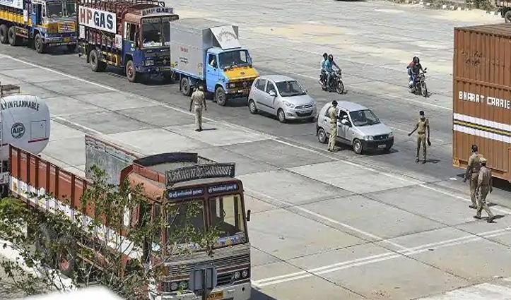 रूसी गर्लफ्रेंड संग Truck में छिपकर शिमला में प्रवेश करते पकड़ा गया कुल्लू का युवक; केस दर्ज