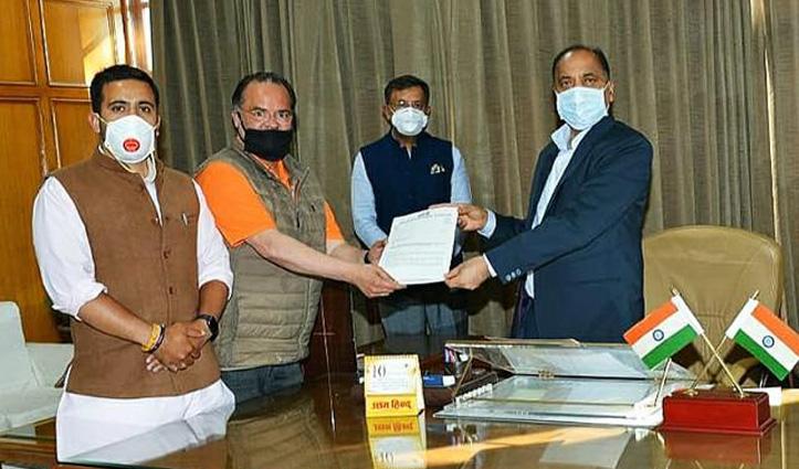 विक्रमादित्य बोले- गोवा, केरल की तर्ज पर Himachal के होटल उद्योग को मिले राहत
