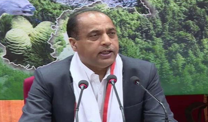 Himachal govt. lays special emphasis on afforestation in State: Jai Ram Thakur