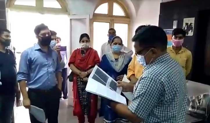 Facebook टिप्पणी पर भड़की श्री गुरु रविदास महासभा, आरोपी की मांगी गिरफ्तारी