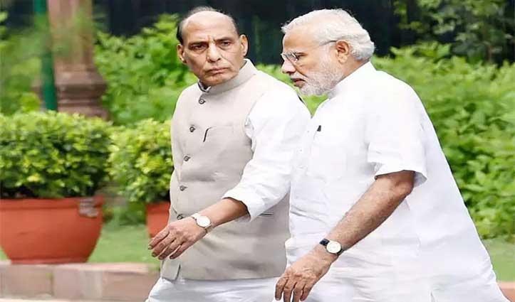 India-China मसले पर आगे बढ़ने से पहले PM मोदी ने बुलाई सर्वदलीय बैठक; रक्षामंत्री का बयान आया सामने