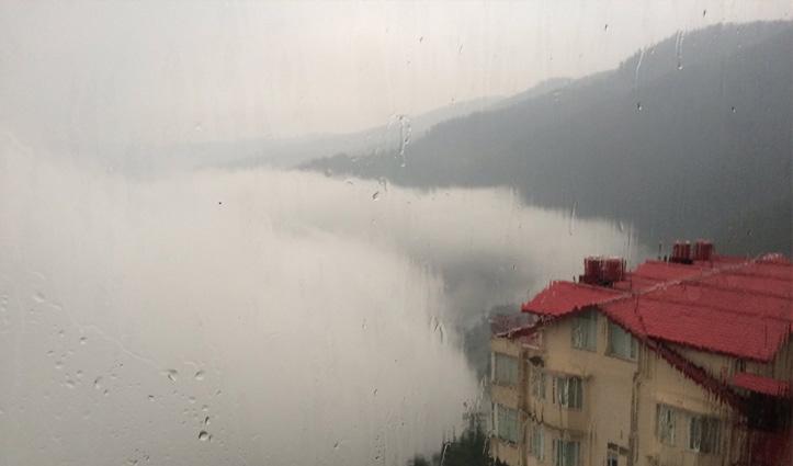 Himachal में भारी बारिश का Alert जारी: इन 10 जिलों में होगी तीन दिनों तक बरसात