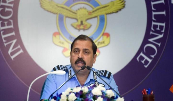 वायुसेना प्रमुख Bhadauria बोले – व्यर्थ नहीं जाने देंगे बहादुरों का बलिदान, हालात संभालने को तैयार