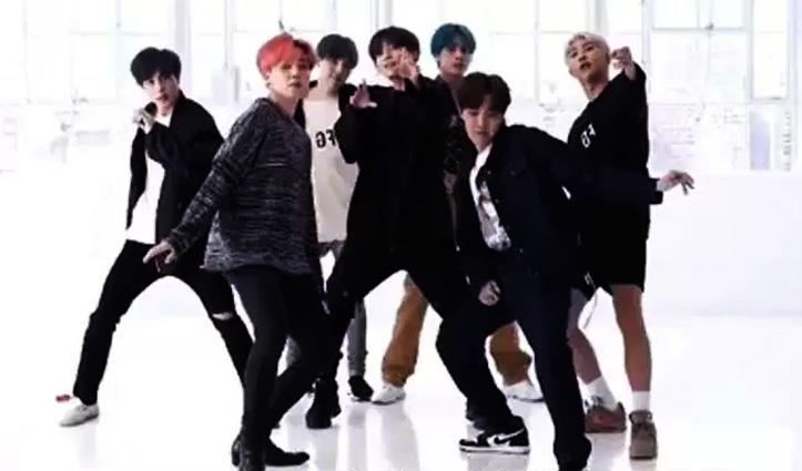 Viral Video : सलमान के गाने चुनरी-चुनरी पर BTS Band के ठुमके, देखिए जबरदस्त Combination