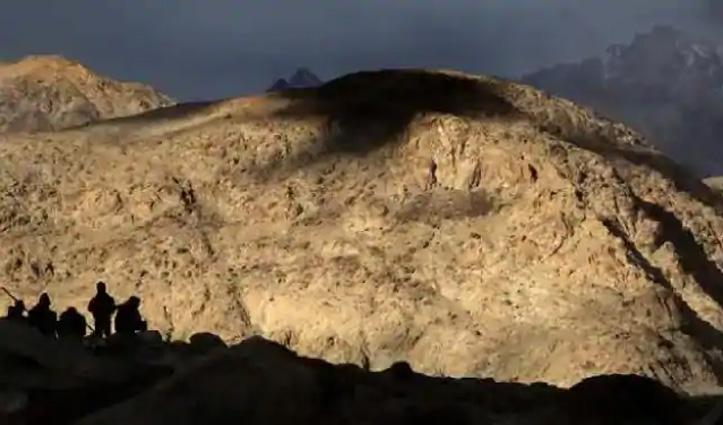 गलवान घाटी में सैनिकों की भिड़ंत: Chinese Army के 5 जवान भी मारे गए
