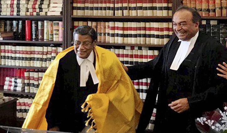 1 साल के लिए दोबारा Attorney General नियुक्त किए गए केके वेणुगोपाल